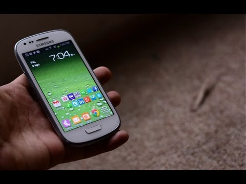 Samsung Galaxy S3 Mini - Análisis HD en Español