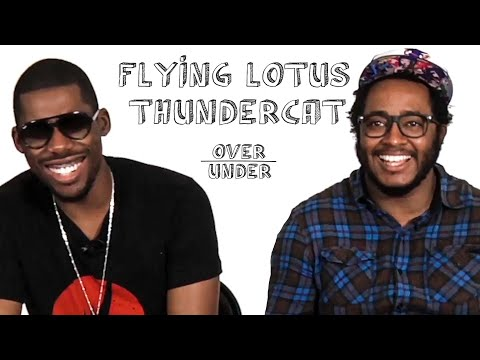 Thundercat Episode List on Flying Lotus   Thundercat   Over   Under