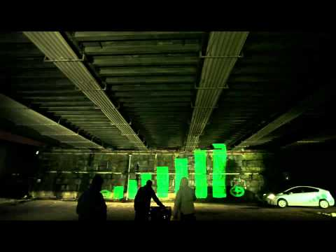 Alive & Sound - Laser Graffiti