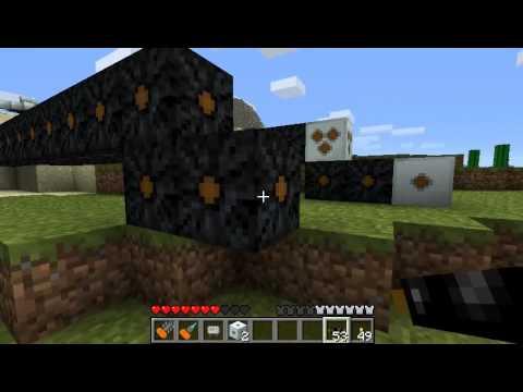 Minecraft Industrial Craft 2 Ядерная Бомба