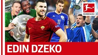 Edin Dzeko Made In Bundesliga