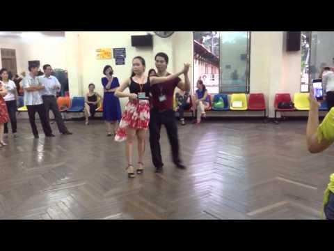 Bài Tango số 2 - Vũ sư Đức Thắng - Mai Anh Th 7/2013