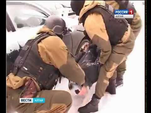 20151129 Сюжет ГТРК Алтай Контрабандисты везли через Алтай два центнера героина