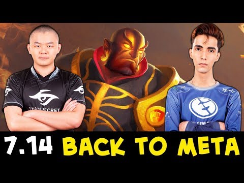 Ember is BACK to META in 7.14 — MidOne + SumaiL defensive vs offensive BUILD
