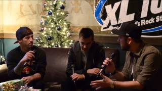 Download Lagu XL102 Presents: Miracle on Broad Street Night #1 Interview with Twenty One Pilots Gratis STAFABAND