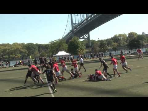 2014 ARP – Old Blue RFC vs. NYAC RFC (9/27/14)