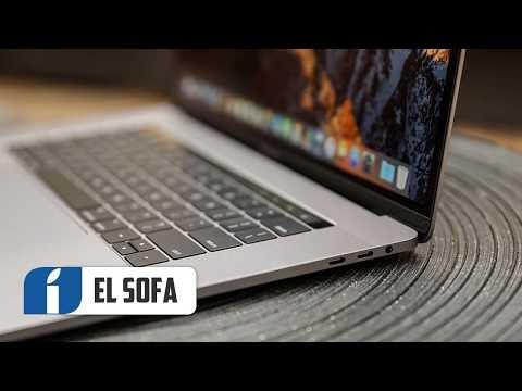 El desastre de Apple con el teclado mariposa del MacBook | El sofá 35