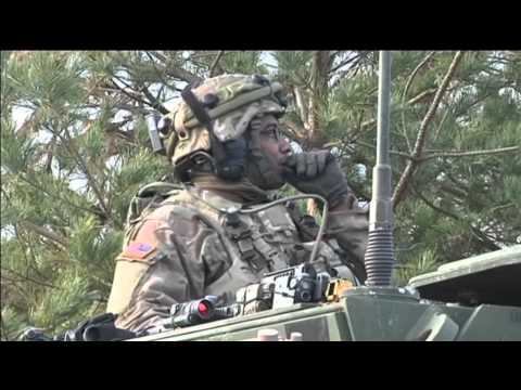 NATO Baltics Drills: 2,500 troops take part in exercises in Lithuania