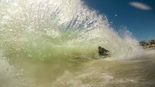 ||BACKWASH POV|| Bodyboarding Yamba