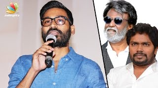 Dhanush responds to Haji Mastan foster son notice to Rajinikanth | Director Ranjith Next Movie