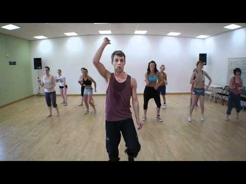 Latin Dance Aerobic Workout video