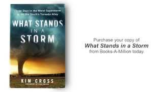 Kim Cross (author of What Stands in a Storm) on the Importance of Social Media and Text Messages