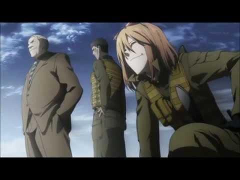 Jormungand OP [HD] 1080p【Borderland - Mami Kawada】