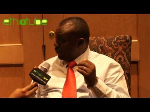 Interview with Ethiopia's only opposition MP Girma Seifu in Washington DC - April 14, 2013