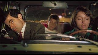 Mr. Bean's Holiday: Sabine Falls Asleep And Drowsy Driving