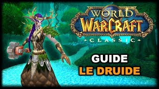 WoW Classic: Guide pour Druide - Leveling, PvE, PvP, Professions