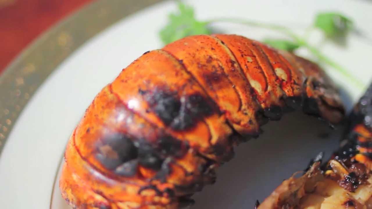 Comment faire des queues de langoustes au barbecue youtube - Recette de queue de langouste grillee ...