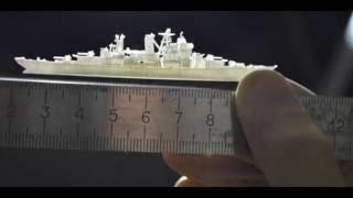 Precision printing 3D ship 3D printer (высокоточная печать корабль на 3д принтере)