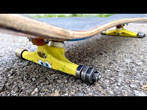 DO SKATERS REALLY NEED WHEELS?!