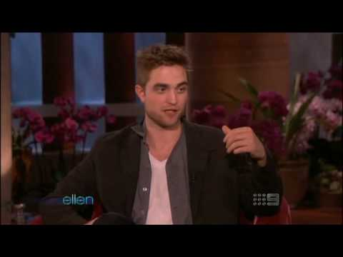 2 Robert Pattinson (Ellen)