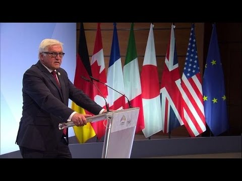 Russian sanctions can only be lifted when truce respected: G7