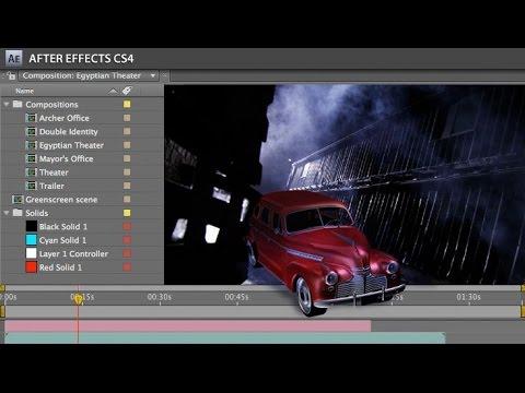 Adobe After Effects CS 5.5 - скачать программы. Adobe Photoshop CC скачать