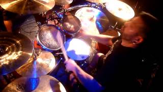 Gorod - Almighty's Murderer/Disavow Your God (Official Live Drum Video)