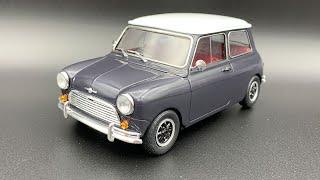 Tamiya: Morris Mini Cooper Full Build Step by Step