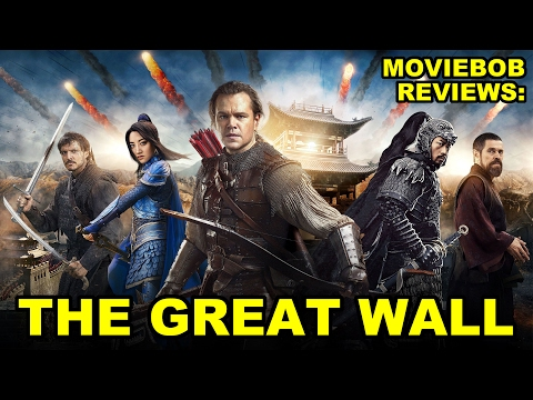 MovieBob Reviews:THE GREAT WALL