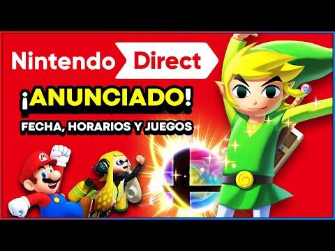 🔴 Anunciado NINTENDO DIRECT E3 2021 🔴 Fecha, Horarios y Juegos de Nintendo Switch