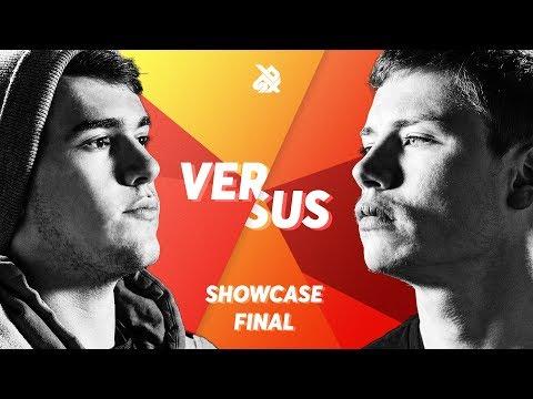 CODFISH vs D-LOW  |  Grand Beatbox SHOWCASE Battle 2018  |  FINAL