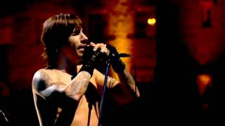 Red Hot Chili Peppers Under The Bridge Live At Slane Castle