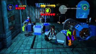 Xbox 360 Longplay [010] Lego Batman The Joker's Return (story 2 of 2)