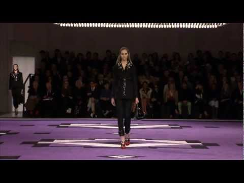 Prada Fall/Winter 2012 Womenswear Show #1