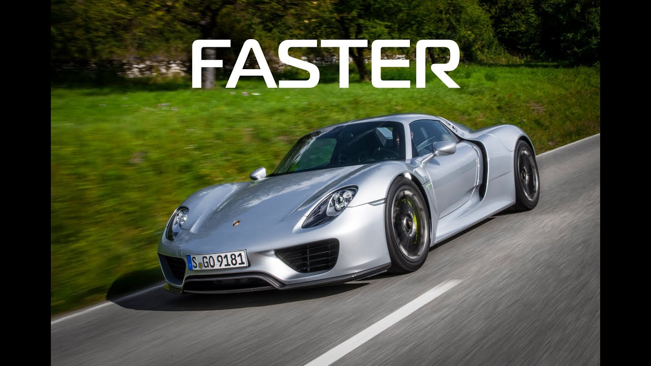 2015 porsche 918 spyder first test fastest 0 60 youtube autos post. Black Bedroom Furniture Sets. Home Design Ideas