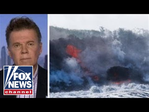Dr. Guillen: Kilauea volcano is officially a triple threat
