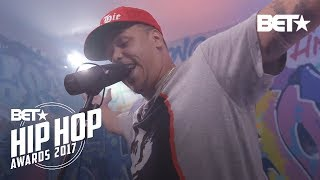 Axel Leon BET Hip Hop Awards 2017 Instabooth Freestyle