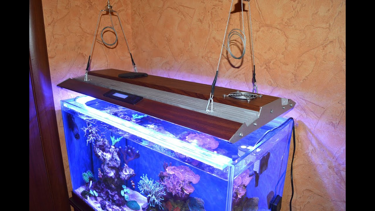 Led лампы для аквариума своими руками 15