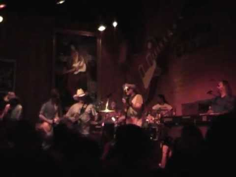 Rambling man - Dickey Betts and GreatSouthern live at Bluesgarage Hannover 2012