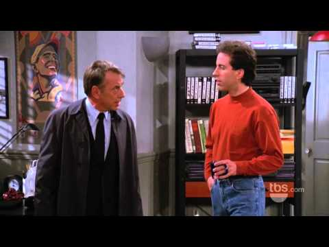 Seinfeld - Jerry and Mr Bookman