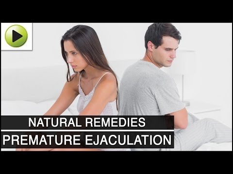 Premature Ejaculation - Natural Ayurvedic Home Remedies video