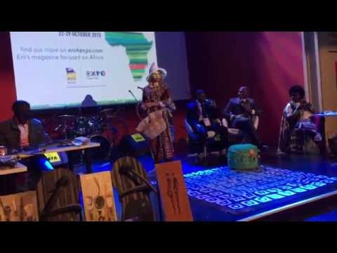ENI - Energy, Art and Sustainability for Africa 22-29 ottobre 2015 EXPO MILANO 2015 part 2