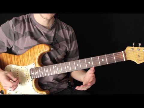 Como Conectar Patrones - Escala Pentatonica - Consejos de Solos - Leccion de Guitarra Electrica