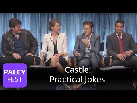 Castle - Practical Jokes
