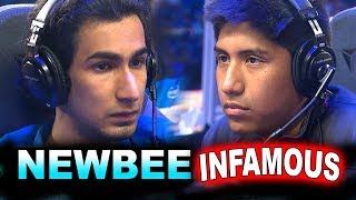 NEWBEE vs INFAMOUS - INCREDIBLE ELIMINATION! - TI9 THE INTERNATIONAL 2019 DOTA 2