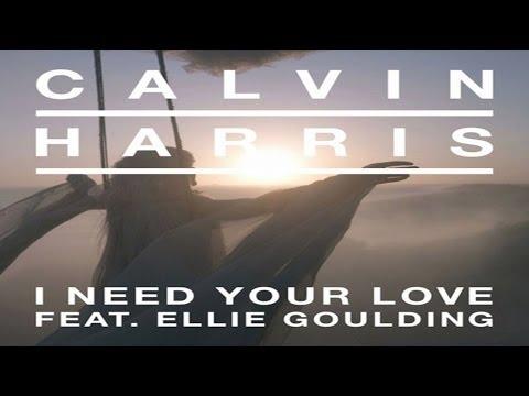 lvin harris feat ellie goulding outside - iPleerfm