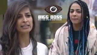Bigg Boss 10 Episode 2 Fight Between Vj Bani And Priyanka Jagga