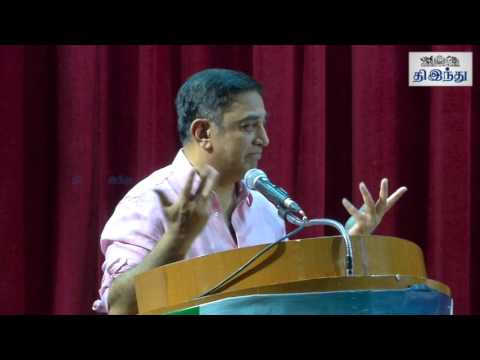 Kamal insists on Archivization of Tamil Cinema's Treasures | Kamal Tributes to Film News Anandhan