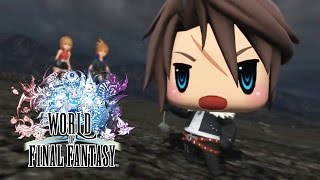 World of Final Fantasy - Welcome to Grymoire Trailer