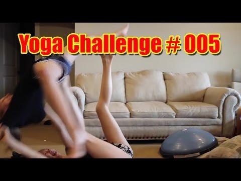 Yoga Challenge | # 5 thumbnail